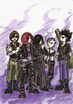 the Doomsday band