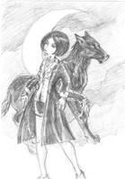 Lydia 1 by Rawyen