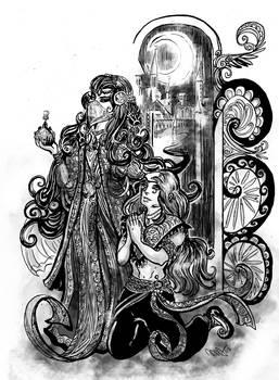 lady of Iron Castle