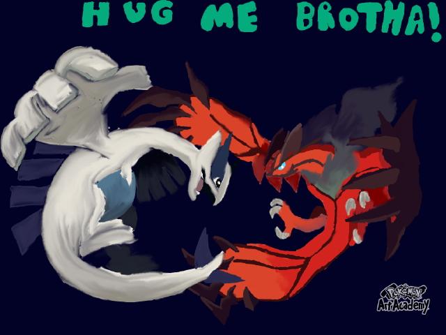 Lugia And Yveltal By Pokemonartistforlife