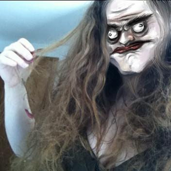 My Hair.. by Namicat101
