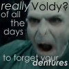 Really Voldy? by 1ButterflyKisses1