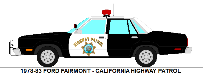 california highway patrol department favourites by
