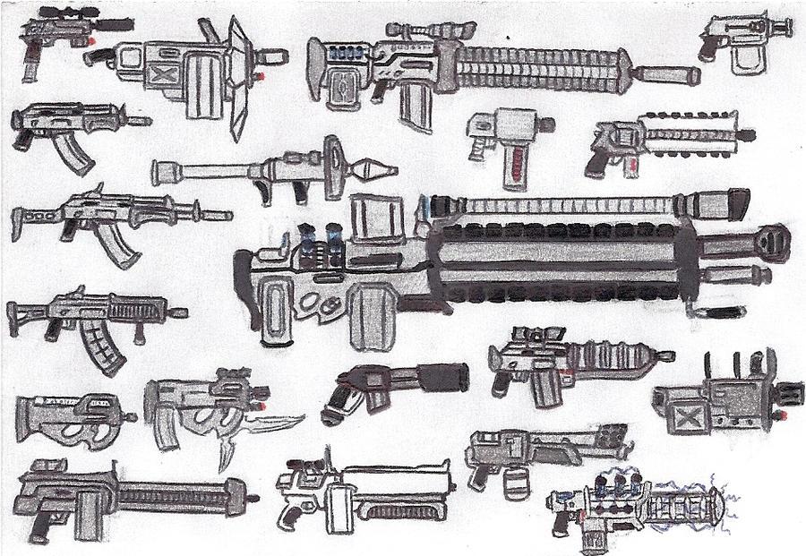 Armas Del Ultimo Profeta By Lavey1917 On DeviantArt