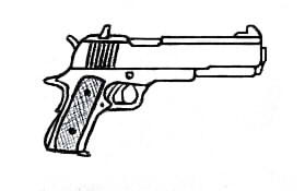 Colt M1911A1 by Lavey1917