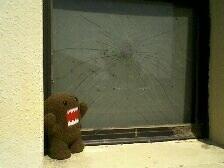 Broken Glass by Snoko