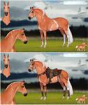 HORSE ADOPT 76 [CLOSE] by SergeTishbein