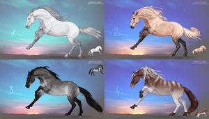HORSE ADOPT 109 [OPEN]