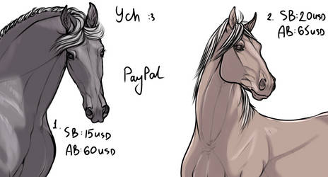 YCH Horse 39 [OPEN] by SergeTishbein