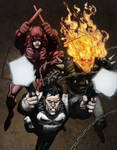 Marvel Knights colored