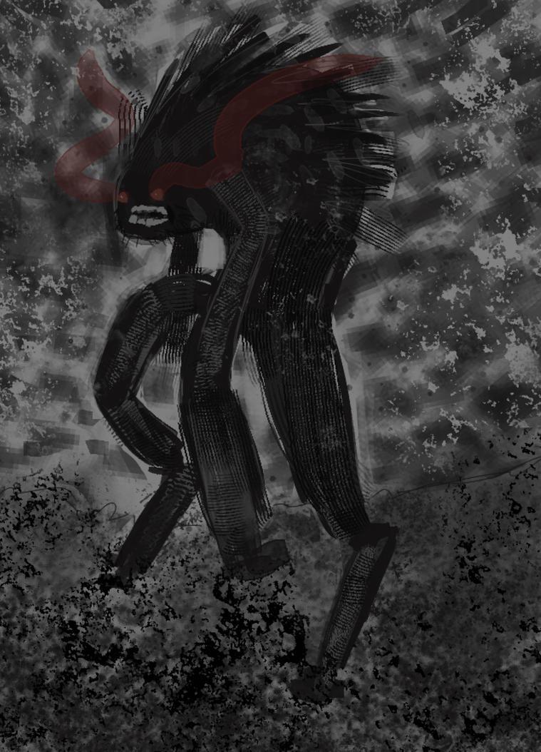 Speed Paint 050317 by wraithdragon