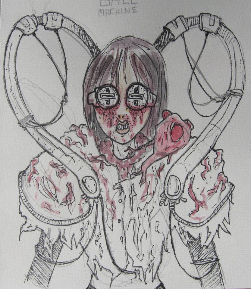 Sketch 26-05-17 by wraithdragon
