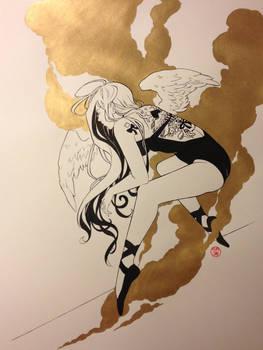 The Ink Dances