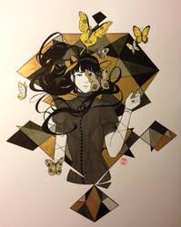 ButterflyCaught