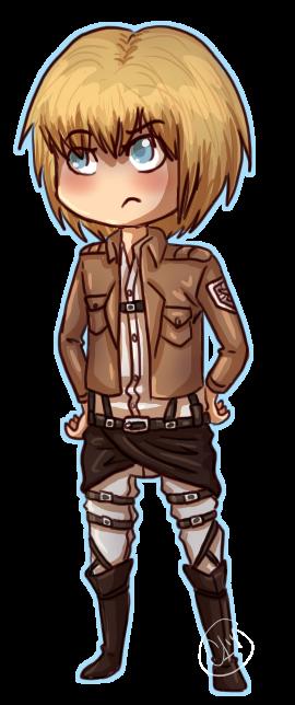 CM: Armin by SkyLandWarrior