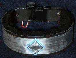 Aluminium collar 01 by dainsane1