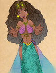 Royal Concubine/Harem Girl