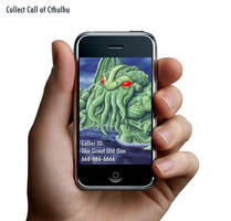 Collect Call of Cthulhu by chris-illustrator