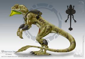 Draco by chris-illustrator