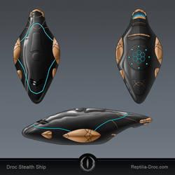 Droc Stealth Ship