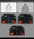 Making of Darth Vader
