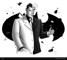Two-Face Sketch