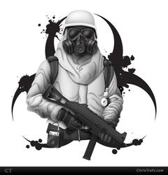 Plague Trooper