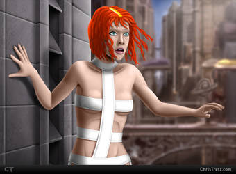 Leeloo - The Fifth Element