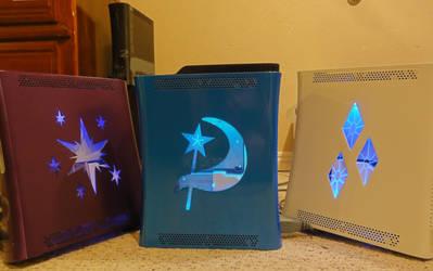 Twiligtht Sparkle TRIXIE!!!!! and Rarity Xbox 360