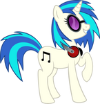 Too Cool Vinyl Scratch