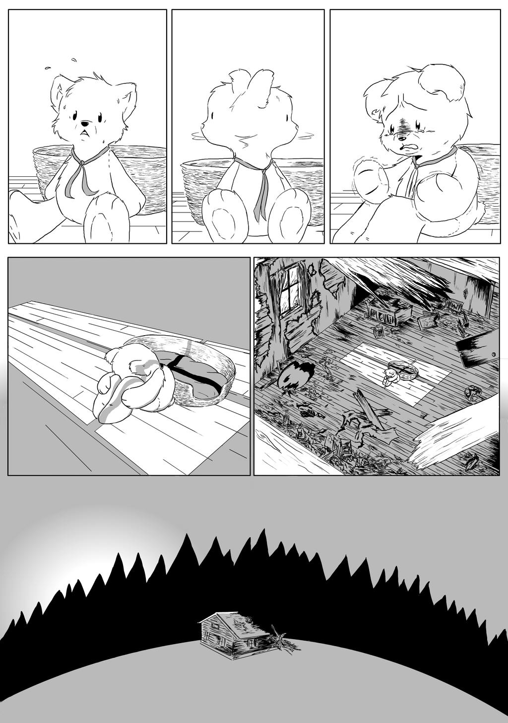 A Teddy Bear Tale - page 10 by ArneXXX