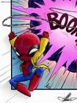 Spider-Man Homecoming Blast