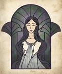 Aredhel the White Lady