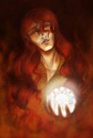 Pain unbearable by Ilweran