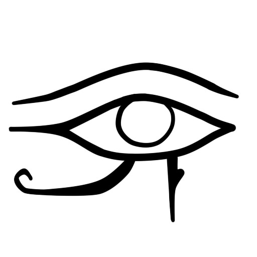 pharaoh eye