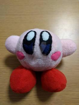 Kirby Plush Attempt #1