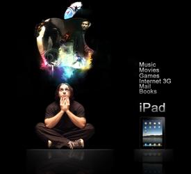iPad by JaviMerino