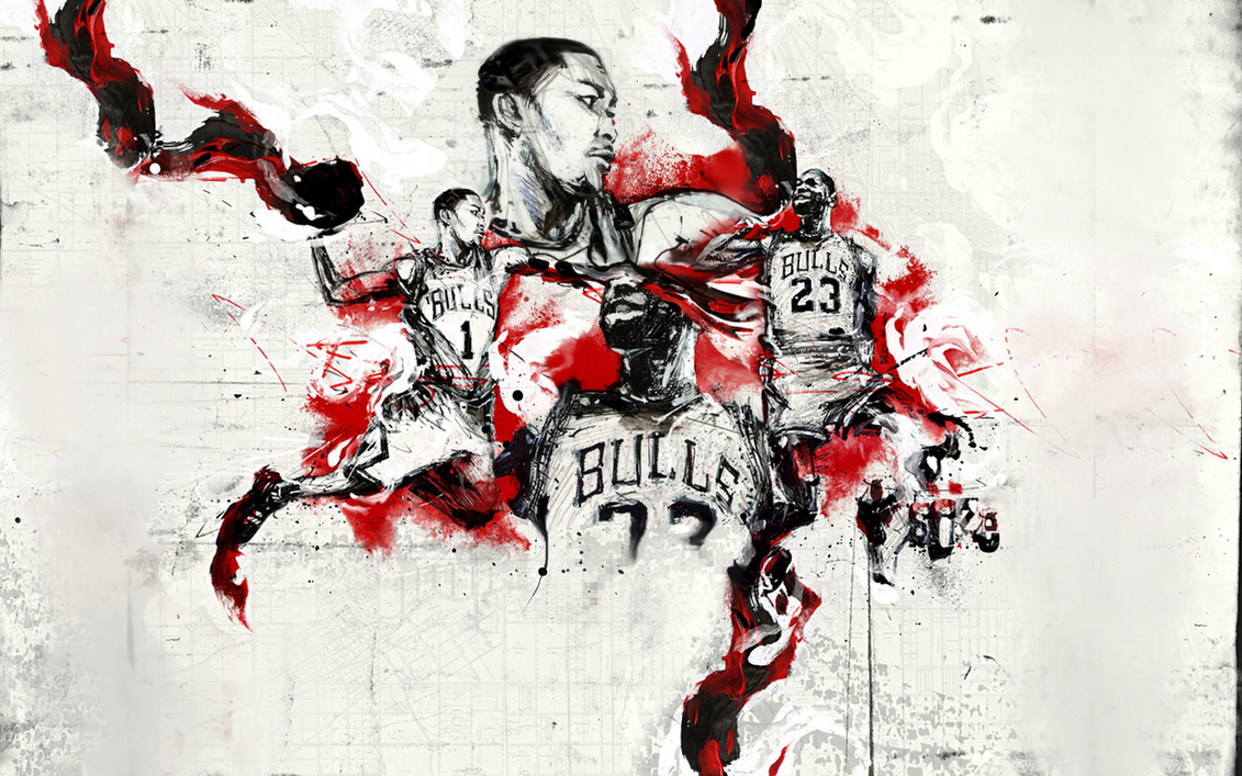 Chicago Bulls by JaviMerino