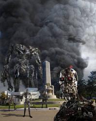 Terminator Artigas by Duylarge