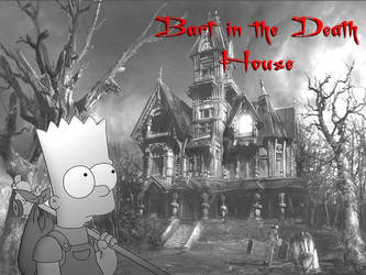 Bart in the death house by Duylarge