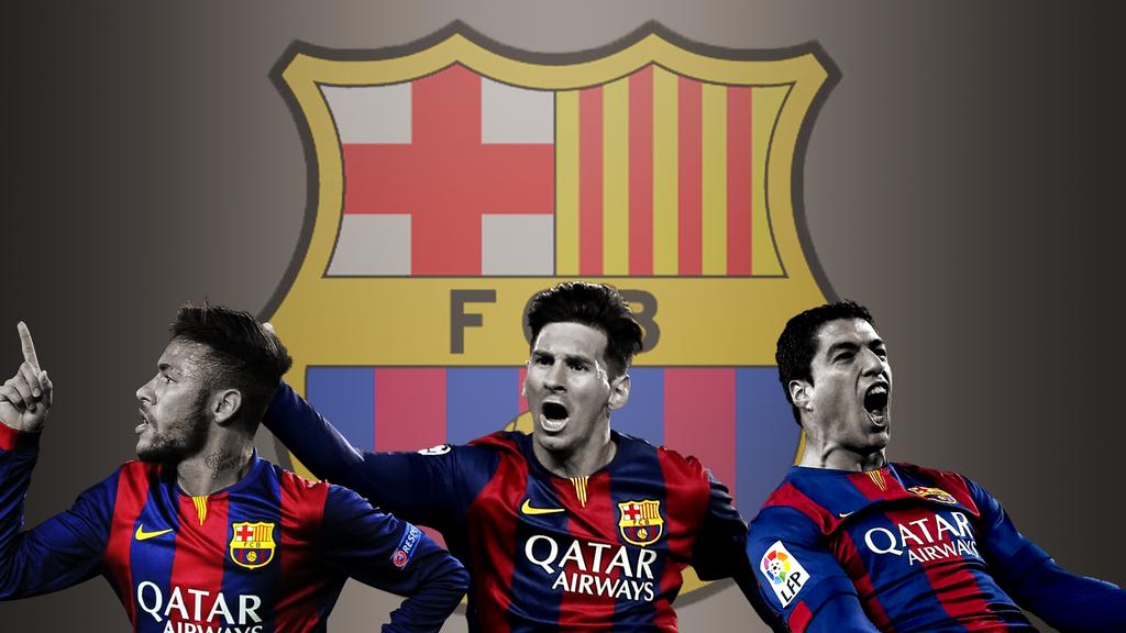 FC Barcelona Wallpaper By MCPugJabi