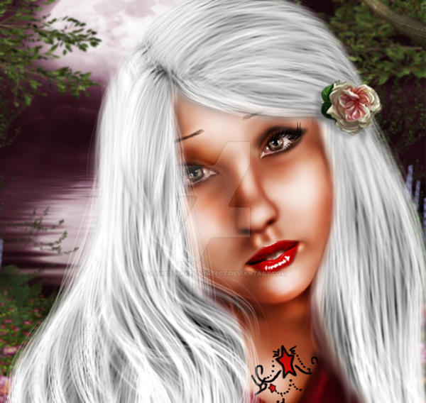 The lovely Cici by Flawed-Makes-Perfect
