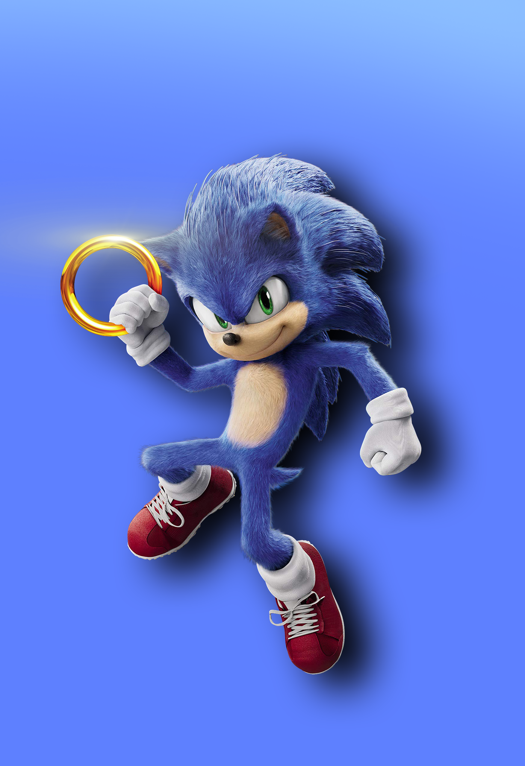 Sonic The Hedgehog By Hdgraphicvlad2010ful On Deviantart