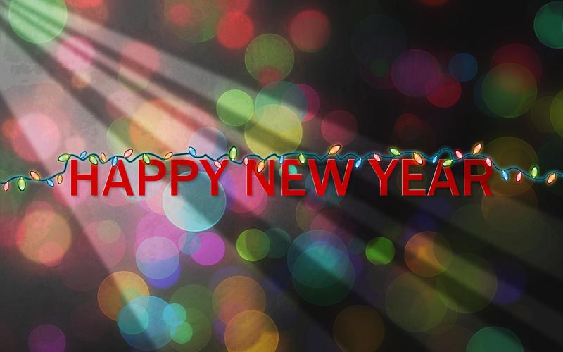Happy New Year by Eralash
