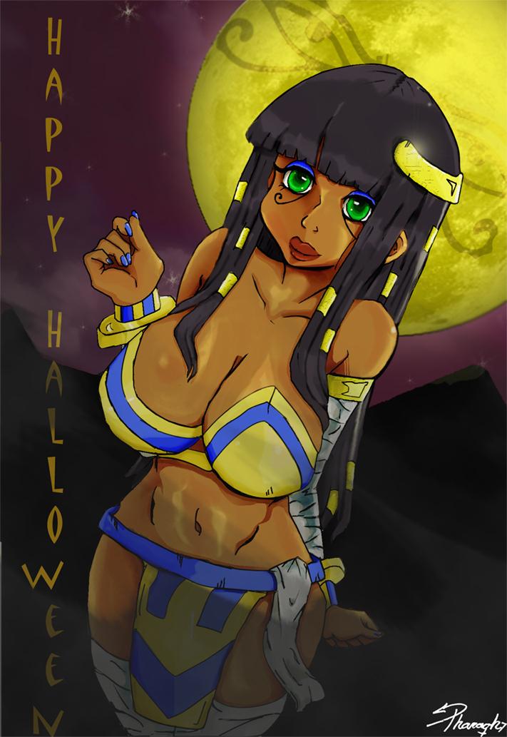 Happy Halloween by Pharaoh009