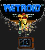 Metroid by Pharaoh009