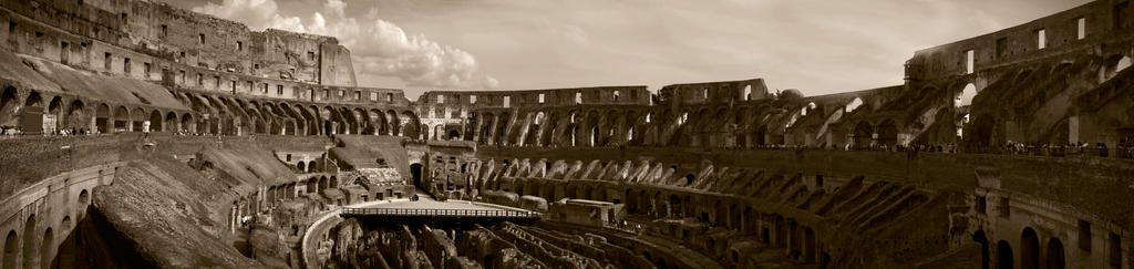 panorama coloseum by eiddesign