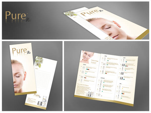 brochure for medical cosmetic by freestyler-87