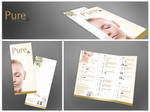 brochure for medical cosmetic