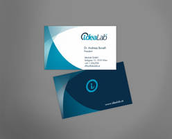 business card by freestyler-87
